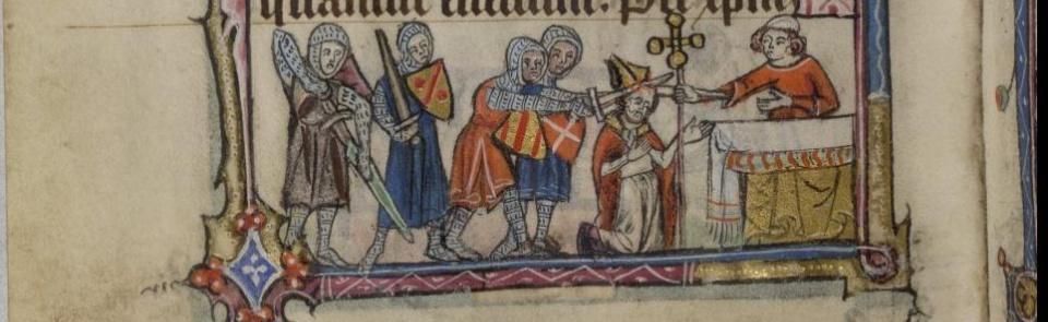 Becket's assassination