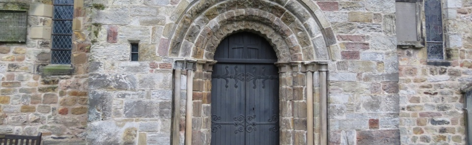 Norman Doorway, Kirkby Lonsdale